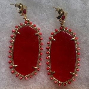 Kendra Scott Jewelry - Red Kendra Scott